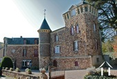 19th century castle with apartments and bed and breakfast