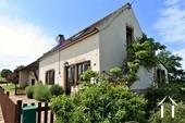 5 bedroom renovated farmhouse with panoramic views near TGV
